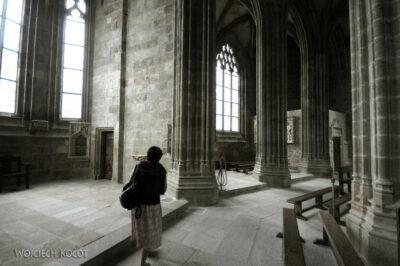 Por22043-Saint-Michel - Kościół Opactwa - wnętrze