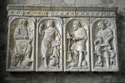 Por22045-Saint-Michel - Kościół Opactwa - wnętrze