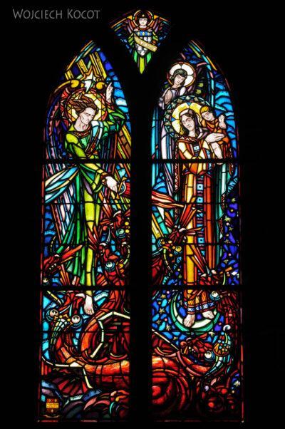 Por22087-Le Mont-Saint-Michel - Kościół naśrednim poziomie