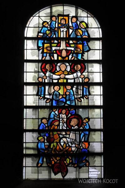 Por22089-Le Mont-Saint-Michel - Kościół naśrednim poziomie