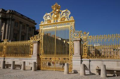 Por24005-Wersal - Brama Pałacowa