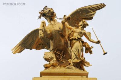 Por23057-Paryż - Point Alexandre III - detale