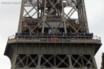 Por23095-Paryż - Wieża Eifla