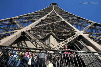 Por23124-Paryż - Wieża Eifla