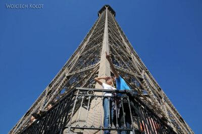 Por23125-Paryż - Wieża Eifla