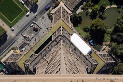 Por23133-Paryż - Wieża Eifla