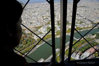 Por23136-Paryż - Kwa naWieży Eifla
