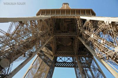Por23169-Paryż - Wieża Eifla