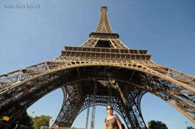 Por23173-Paryż - Wieża Eifla