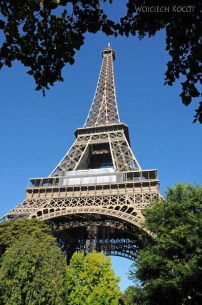 Por23181-Paryż - Wieża Eifla