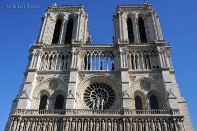Por23191-Paryż - Notre-Dame - fasada E