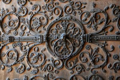 Por23218-Paryż - Notre-Dame - wrota