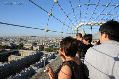 Por23286-Paryż - Notre-Dame - Kwa nawieży