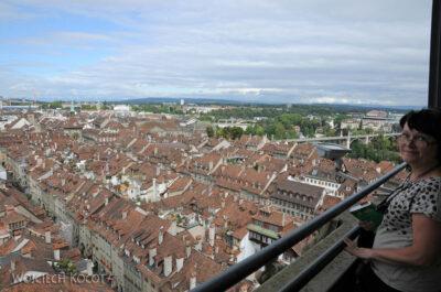 Gen06050-Bern-Katedra - widok zwieży