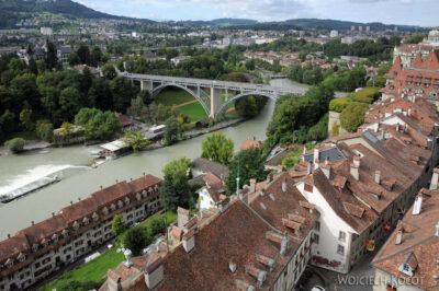 Gen06056-Bern-Katedra - widok zwieży