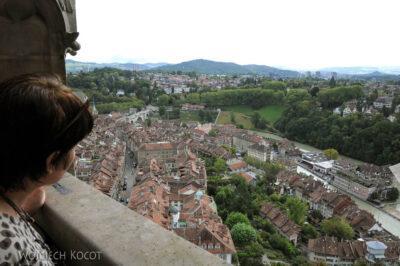 Gen06059-Bern-Katedra - widok zwieży