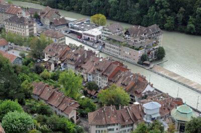 Gen06060-Bern-Katedra - widok zwieży