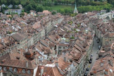 Gen06062-Bern-Katedra - widok zwieży