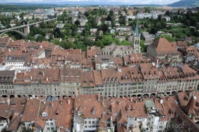 Gen06069-Bern-Katedra - widok zwieży