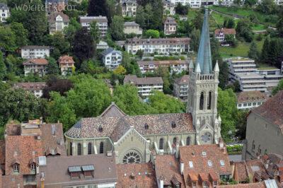 Gen06071-Bern-Katedra - widok zwieży