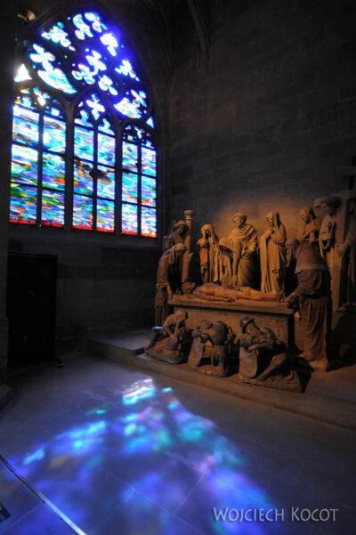 Gen07028-Fryburg-Katedra - witraż wkaplicy