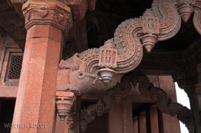 IN03081-Fatehpur Sikri - Salle Du Trésor