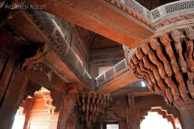 IN03089-Fatehpur Sikri - Diwan-I Khas