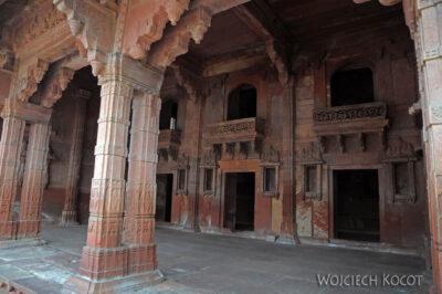 IN03126-Fatehpur Sikri - Palais de Jodha Bai