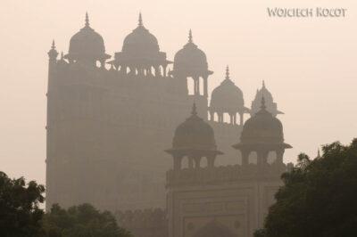 IN03150-Fatehpur Sikri - Meczet Juma Masjid odzewnątrz