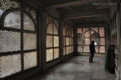 IN03177-Fatehpur Sikri - wbudynku grobowca Salima