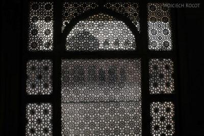 IN03184-Fatehpur Sikri - wbudynku grobowca Salima