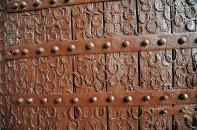 IN03204-Fatehpur Sikri - Wrota Meczetu Juma Masjid