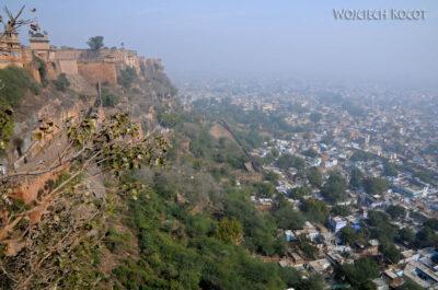 IN05020-Gwalior-miasto ustóp Fortu