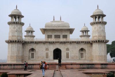 IN04123-Agra-Mały Taj Mahal