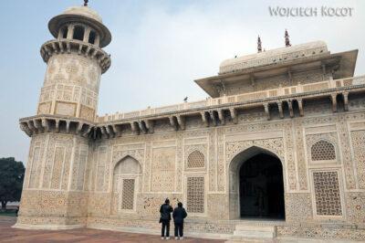 IN04127-Agra-Mały Taj Mahal
