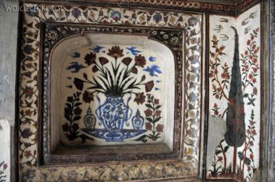 IN04146-Agra-Mały Taj Mahal - wnetrze