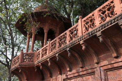 IN04196-Agra-Przed wejściem doTaj Mahal