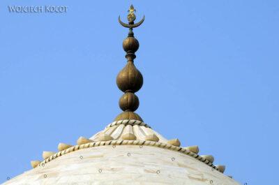 IN04225-Agra-Taj Mahal - szczegóły