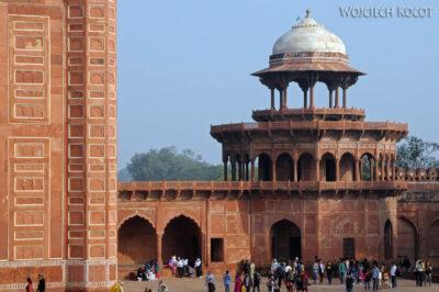 IN04271-Agra-Taj Mahal - budynek wschodni (Jawab)
