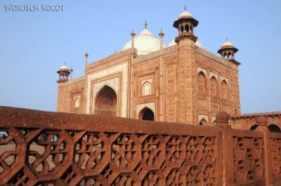 IN04275-Agra-Taj Mahal - budynek wschodni (Jawab)