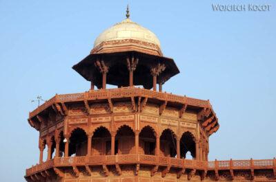IN04286-Agra-Taj Mahal - budynek wschodni (Jawab)