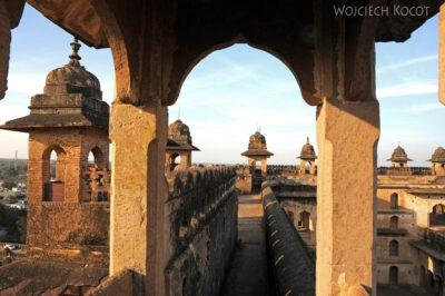 IN05138-Orcha-Raja Mahal (pałac stary) - namurach