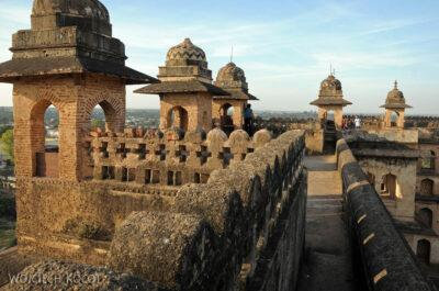 IN05139-Orcha-Raja Mahal (pałac stary) - namurach