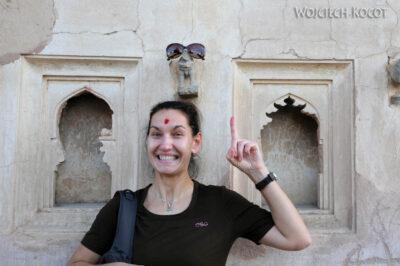 IN05179-Orcha-Jehangir Mahal (pałac nowy) - Kinga