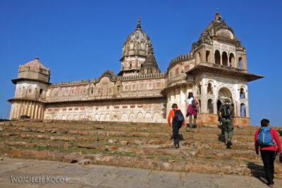 IN06056-Orcha-Świątynia Lakshmi