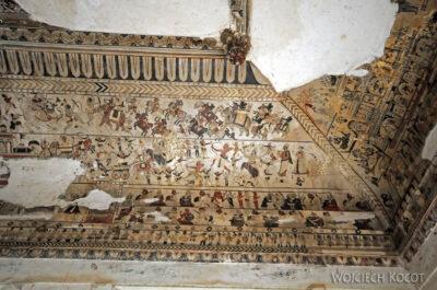 IN06061-Orcha-Malowidła wŚwiątyni Lakshmi