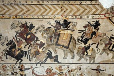 IN06063-Orcha-Malowidła wŚwiątyni Lakshmi