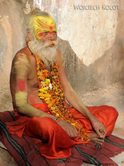 IN06203-Orcha-Hindus - Baba Naga