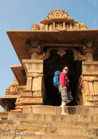 IN07017-Khajuraho-Laxmana Temple