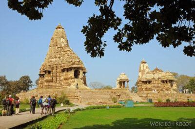 IN07051-Khajuraho-Kandariya Mahadev Temple iJagadambi Temple